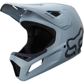 Fox Rampage Helm Jongeren, light blue/navy